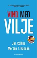 Vind med vilje af Jim Collins, Morten T. Hansen