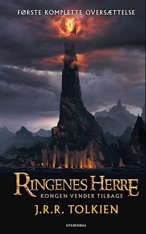 Bog, hardback Kongen vender tilbage af J.R.R. Tolkien