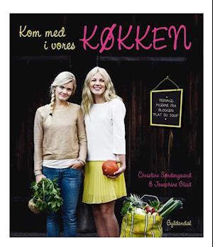 Bog, indbundet Kom med i vores køkken af Christine Søndergaard, Josephine Glad