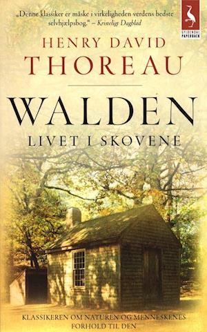 Bog, paperback Walden. livet i skovene af Henry David Thoreau