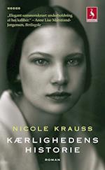 Kærlighedens historie af Nicole Krauss