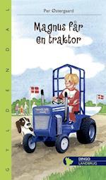 Magnus får en traktor af Per Østergaard