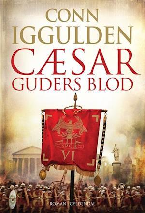 Bog, hæftet Cæsar. Guders blod af Conn Iggulden