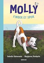 Molly finder et spor (Bøgerne om Molly, nr. 3)