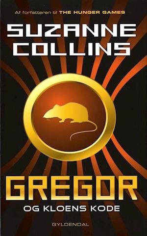Bog indbundet Gregor og kloens kode af Suzanne Collins