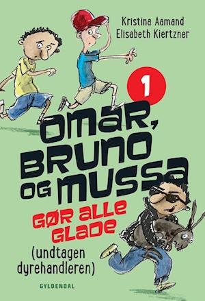 Omar, Bruno og Mussa gør alle glade (undtagen dyrehandleren)