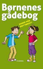 Børnenes gådebog 4 (Børnenes vittighedsbøger)
