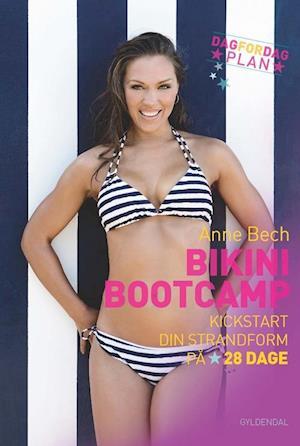 Bog, indbundet Bikini bootcamp af Anne Bech
