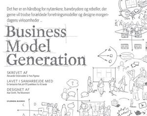 Business model generation fra alexander osterwalder på saxo.com