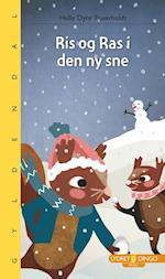Ris og Ras i den ny sne (Lydret Dingo)