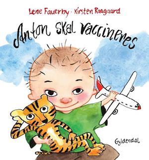 Anton skal vaccineres