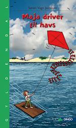Maja driver til havs (Dingo)