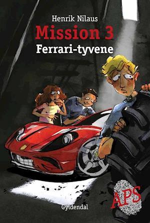 Mission 3 - Ferrari-tyvene
