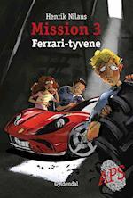 Mission 3 - Ferrari-tyvene (APS)