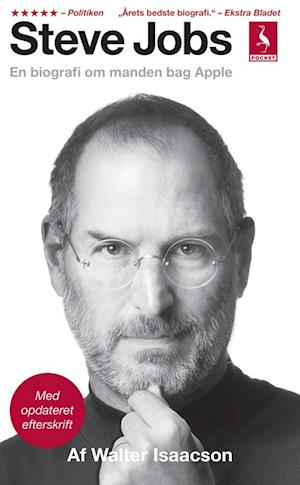 Bog, pocketbog Steve Jobs af Walter Isaacson