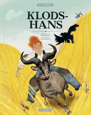 H.C. Andersens Klods-Hans - Lyt&læs af Jens Andersen Solveig Agerbak