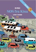 SOS fra Kina (Lydret læsebog)