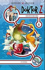 Doktor Z 6 - Den mystiske bog (Doktor Z)