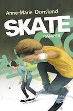 Skate - ramper (Skate Vild Dingo, nr. 2)