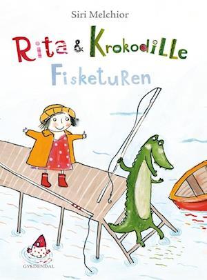 Rita & Krokodille - fisketuren