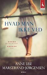 Hvad man ikke ved (Gyldendal paperback)