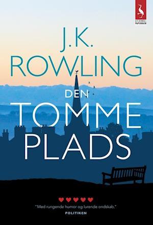 Bog paperback Den tomme plads af J. K. Rowling