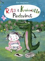 Rita & Krokodille - pindsvinet af Siri Melchior