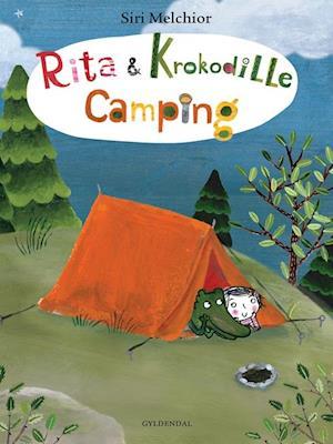 Rita & krokodille - camping