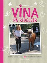Vina på ridelejr (Min islandske hest)