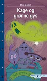 Kage og grønne gys (Mikro Dingo Æg og Pip)
