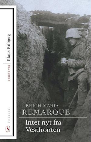 Bog hæftet Intet nyt fra Vestfronten af Erich Maria Remarque