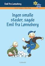 Ingen smalle steder, sagde Emil fra Lønneberg (Jeg læser)