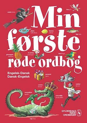 Min første røde ordbog - engelsk-dansk, dansk-engelsk af Ellen Jørgensen & Dorte maria Buhl (Bog ...