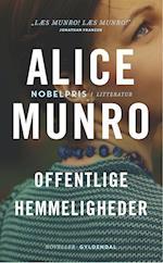 Offentlige hemmeligheder af Alice Munro