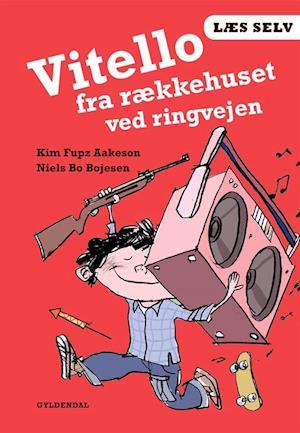 Bog, indbundet Vitello fra rækkehuset ved ringvejen af Kim Fupz Aakeson, Niels Bo Bojesen