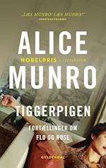 Tiggerpigen (Gyldendal paperback)