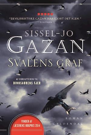 Bog, paperback Svalens graf af Sissel-Jo Gazan