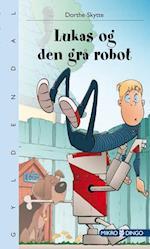 Lukas og den grå robot (Mikro Dingo)