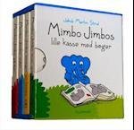 Mimbo Jimbos lille kasse med bøger