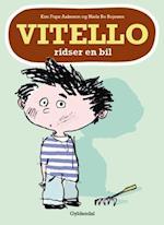 Vitello ridser en bil (Vitello)