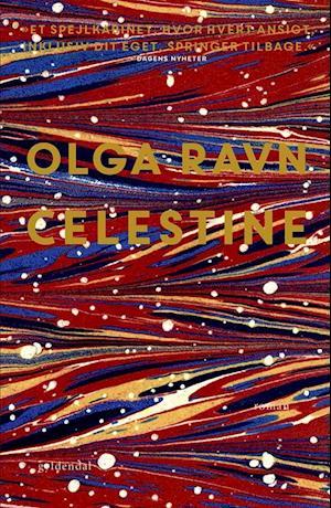 Bog, hæftet Celestine af Olga Ravn