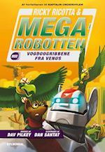 Ricky Ricotta & Megarobotten mod voodoogribbene fra Venus (Ricky Ricotta amp Megarobotten, nr. 3)