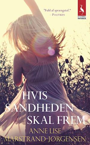 Bog paperback Hvis sandheden skal frem af Anne Lise Marstrand-Jørgensen
