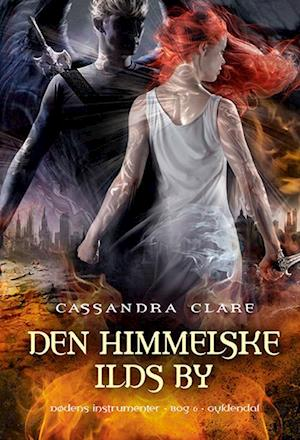 Bog indbundet Den himmelske ilds by af Cassandra Clare