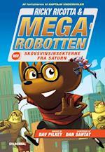 Ricky Ricotta & Megarobotten mod skovsvinsinsekterne fra Saturn (Ricky Ricotta amp Megarobotten, nr. 6)