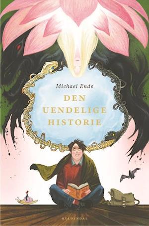 Bog indbundet Den uendelige historie af Michael Ende