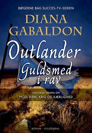 Bog indbundet Outlander- Guldsmed i rav af Diana Gabaldon