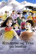 Krumme og Yrsa på bustur