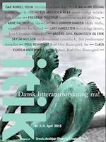Kritik, 48. årgang, nr. 213 af Ursula Andkjær Olsen, Elisabeth Friis