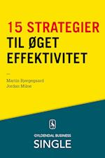 15 strategier til øget effektivitet